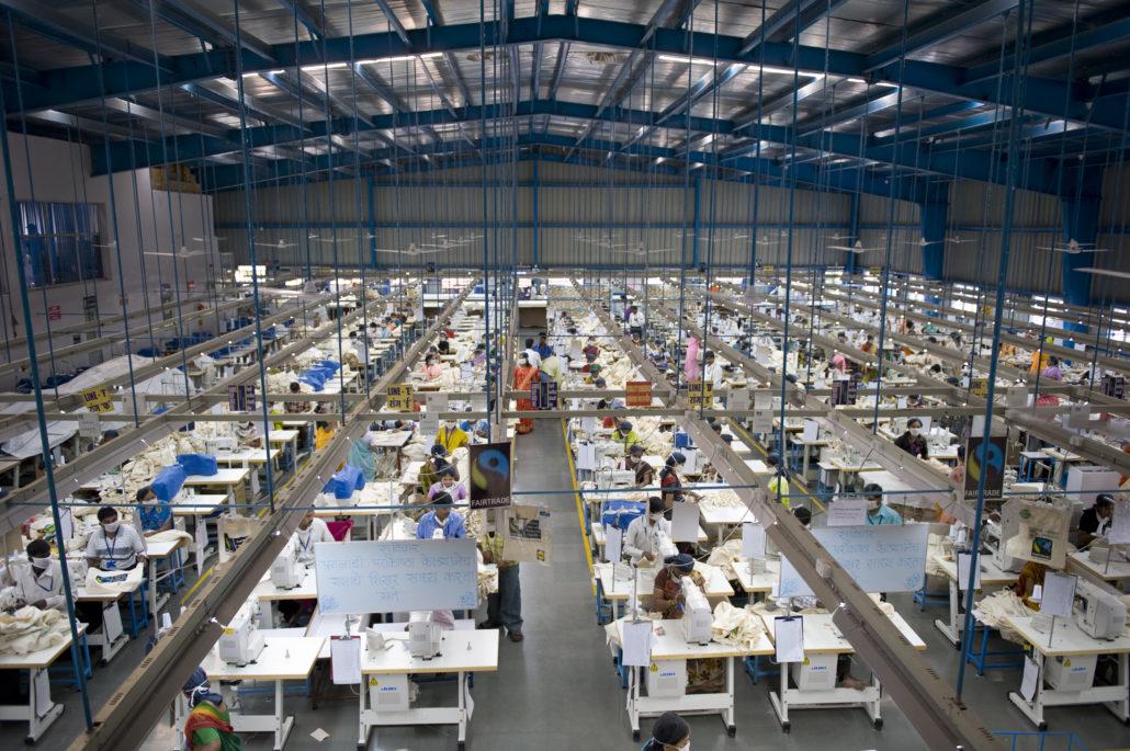 Esteam Factory Fairtrade Cotton Organic Cotton